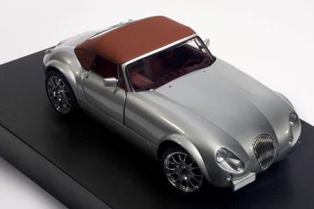 luxery: design car Stock Photo