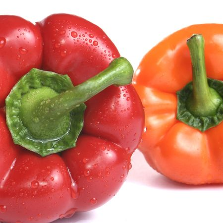 Pepper bell Stock Photo