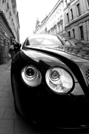luxury car: car Editorial