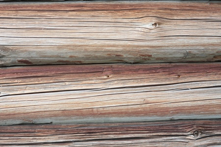 a background of the old cracked beams