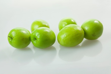 jujube: Fresh jujube Stock Photo