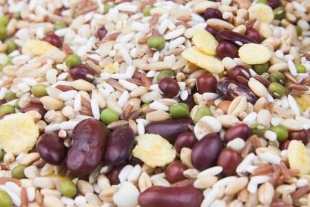 grains: Whole grains