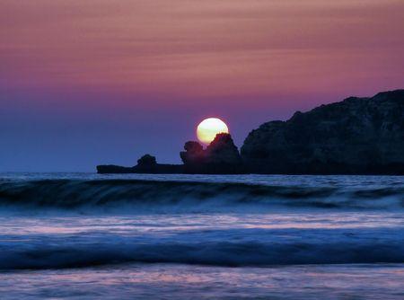praia: Praia do Vau...