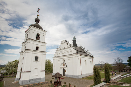 circa: Subotiv residence of Hetman Bohdan Khmelnytsky Ukraine