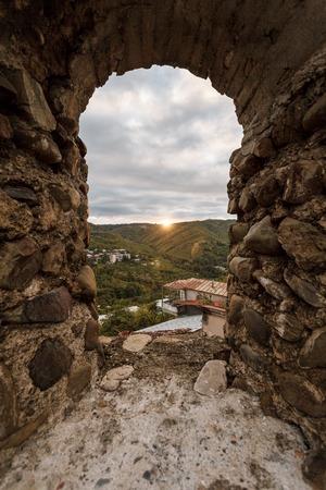 kutaisi: Wonderful nature of the Georgian Tbilisi Batumi Kutaisi Alazan Alazan Valley