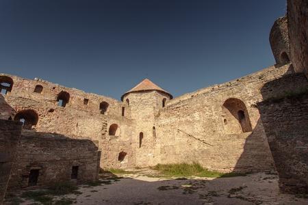 embrasure: fortress ukraine odessa Belgorod Dniester Summer
