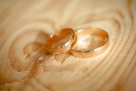 結婚式: 結婚式の花嫁と花婿