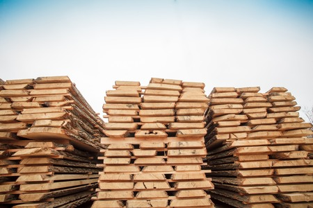 sawn: tree planks sawn industrial material