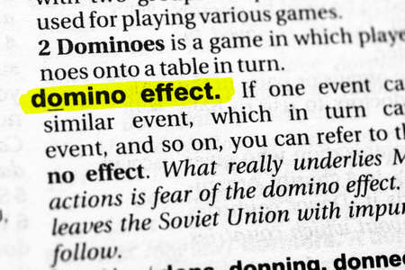 Highlighted word effect concept and meaning.