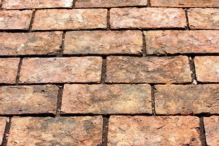 Abstract background with old brick wall. Stock Photo - 7194321