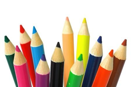 Color pencil Stock Photo - 7434267