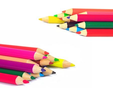 Color pencil Stock Photo - 7434373