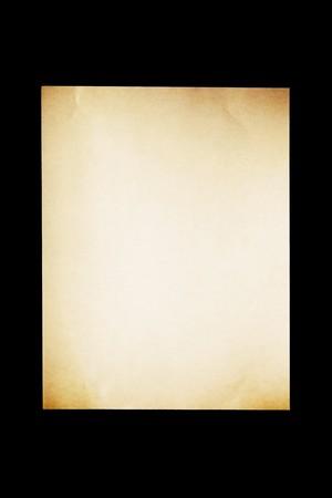 Grunge vintage old paper. Stock Photo - 7977374
