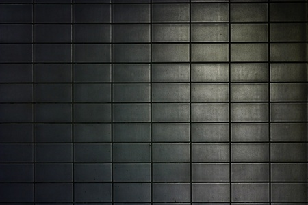 light of dark edges wall for web background.