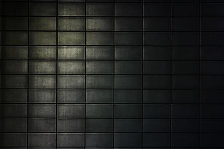 light of dark edges wall