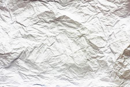 waste paper: Textura de papel crumpled