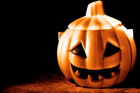 Horror of Halloween night background Stock Photo - 10919076