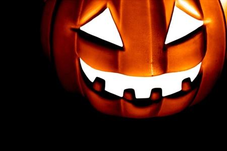 Halloween pumpkins Stock Photo - 10919090