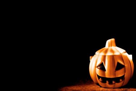 Halloween pumpkins Stock Photo - 10919071