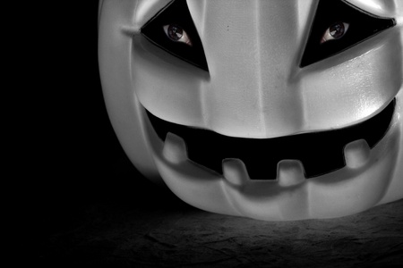 Horror of halloween night Stock Photo - 10919083