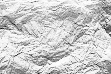Crumpled Paper Texture  photo