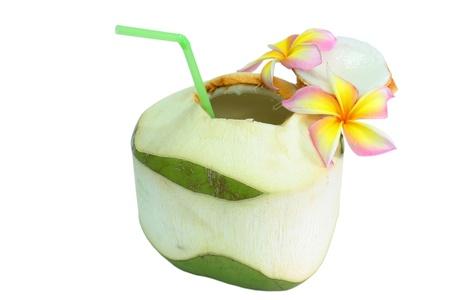 caribbean drink: coconut drink