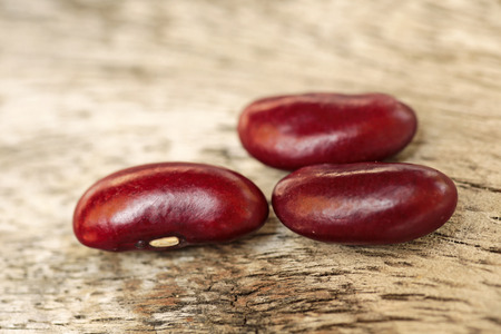 Red preserved Mexican Kidney Beans photo