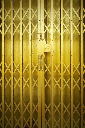 corrugated steel: rusty corrugated iron metal texture