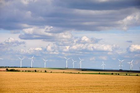 Wind turbines in Germany