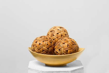 downloadable: These Takraw ball on bowl