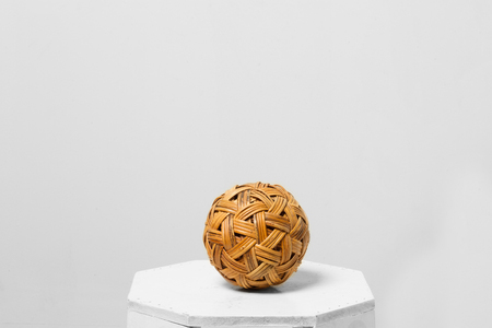 continuation: These Takraw ball on bowl