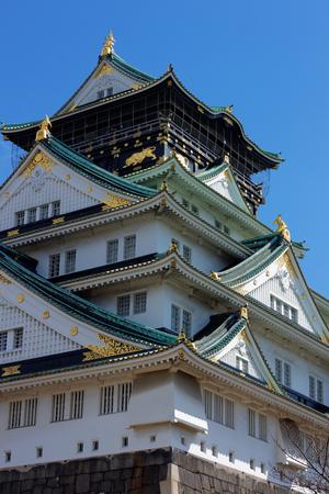 regional: Osaka Castle