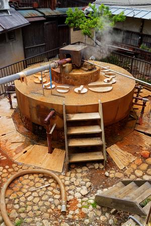 onsen: ARIMA hot springs