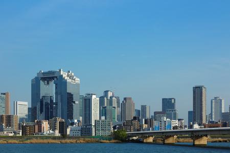 kita: Buildings of the Yodo River and the Osaka Kita