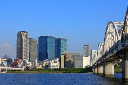 kita: Yodo River and the Osaka Kita