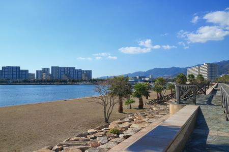 nishinomiya: Nishinomiya koroen Beach