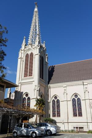 nishinomiya: Shukugawa Catholic Church