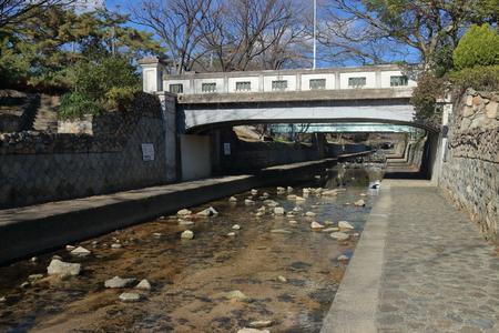 nishinomiya: Nishinomiya shukugawa Park