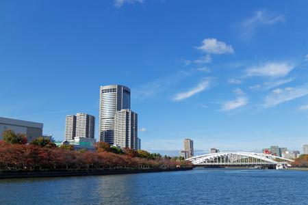 oap: Okawa and Sakuranomiya bridge Editorial