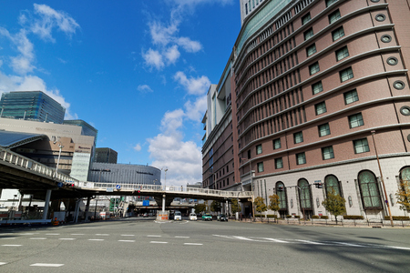 City of Osaka Umeda