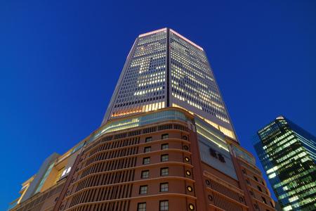 日本: 大阪市梅田