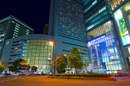 Ciudad de Osaka Umeda