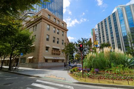 Kobe kyukyoryuchi Kobe Asahi building