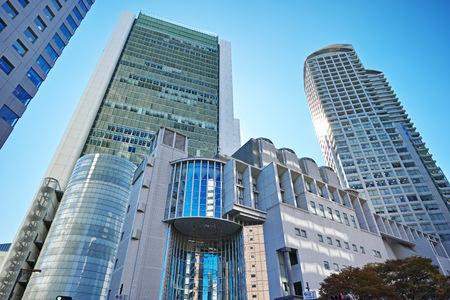 Osaka Umeda Herbis Osaka and Ritz-Carlton Osaka