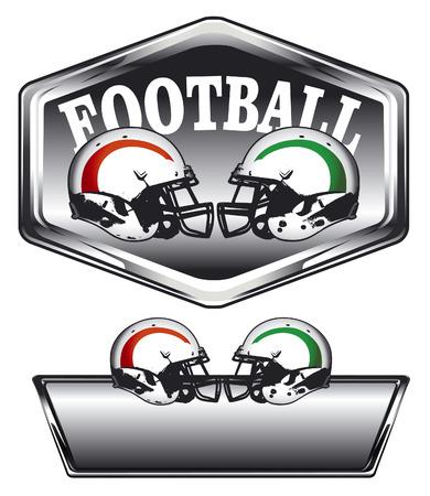 american football challenge shields