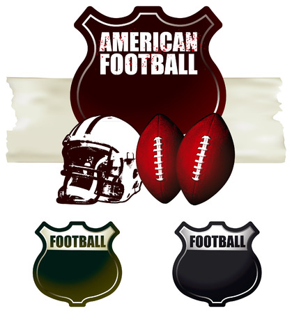 scrimmage: american football shields