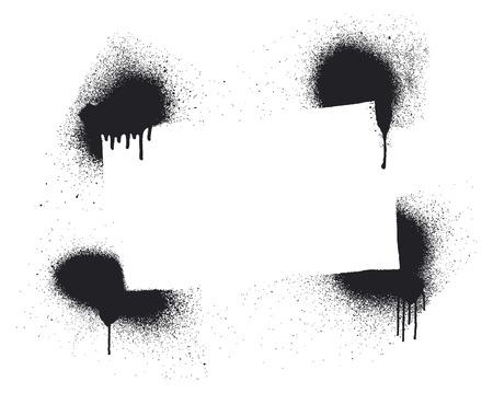 inky: inky stencil frame