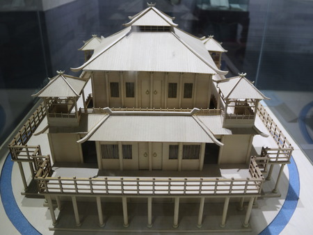 architecture model: Classical architecture model