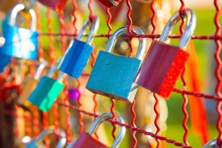 Beautiful locks photo