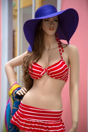 Mannequin sexy Banque d'images
